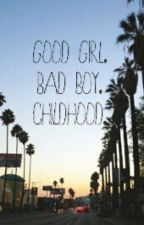 good girl,bad boy,childhood. by ayse_zolanski