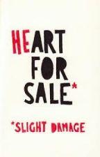 Heart For Sale by turtlesndstarwars