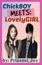 ChickBoy Meets LovelyGirl [On Hold] by Olive_WP