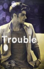 Trouble (A One Direction fanfic) by almxndra