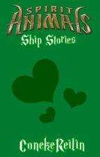 Spirit Animals Ship Stories by Greenfever15