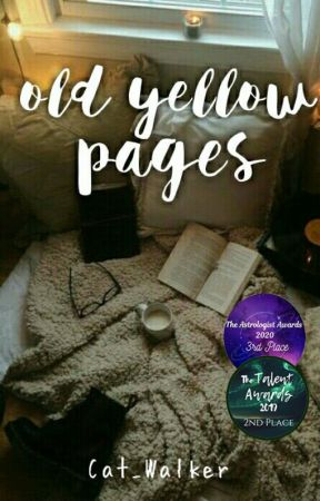 Old Yellow Pages ✓ by Cat_Walker