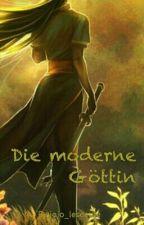 Die moderne Göttin by Baekie_leseeule