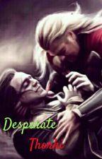 Desperate Thorki by lokiskitten