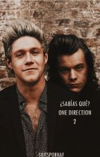 ¿Sabías Qué? One Direction 2 by -Suitspornaf