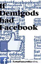 If demigods had Facebook (Percy Jackson Fanfic) by strawberryasra