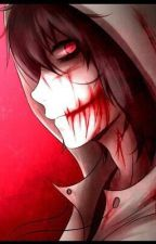 Die Braut von Jeff the Killer by theonebehindyouu