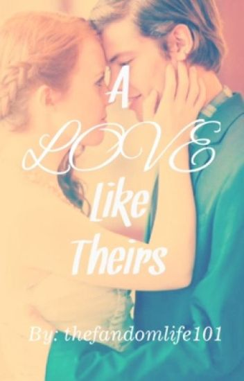 A Love Like Theirs (Maxerica One-Shots)