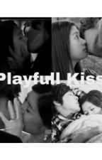 Playfull Kiss by OrianaRivero4