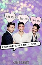 Preferencias de Il Volo by mariadanze
