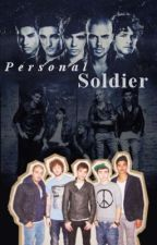 Personal Soldier ( The Wanted fanfic ) by ABelieverNeverDies