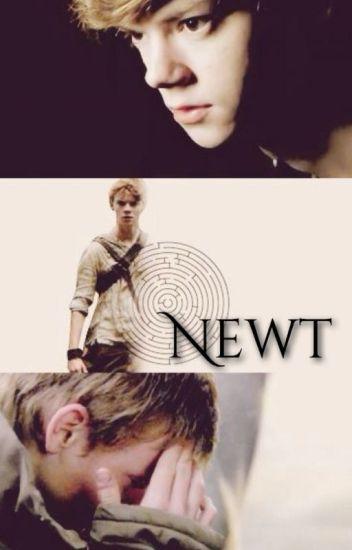 The Maze Runner: Si eres él que me ama... Matame |Newt y Tú|