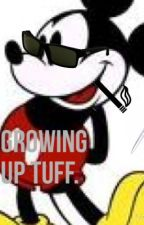 Growing up Tuff by zebralover001