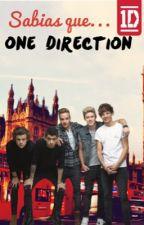 Sabias que... (One Direction) by DreamsDirectionerXoX