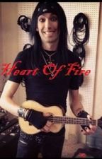 Heart of Fire (Christian Coma Love Story) by brittanyalovee