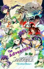 Magi: The Adventure to the Southeast by HoshinoHana