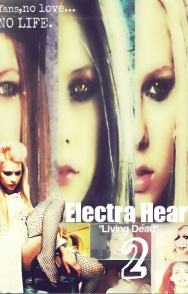"Electra Heart-""Living Dead"" (2da Temporada) Rubius y Tú (TERMINADA)"