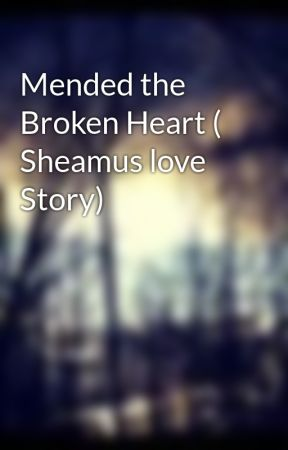 Mended the Broken Heart ( Sheamus love Story) by xxDarkshadowxx