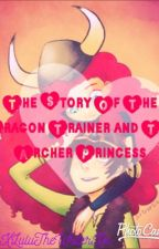 The Story Of The Dragon Trainer and The Archer Princess (A Fanfic,Completed) by LuluLuvsCookies