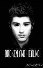 Broken and Healing by Saeda_Bieber