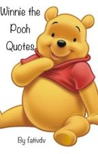 Winnie the Pooh Quotes by fativdv