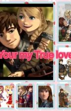 How to train your dragon: your my true love by Astrid147