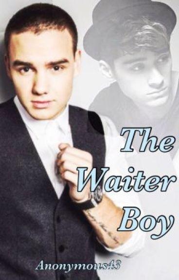 The Waiter Boy - A Ziam AU Mini-Fic