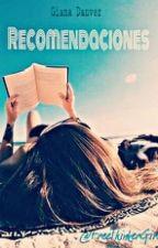 Recomendaciones[CERRADO] by FreeThinkerGirl