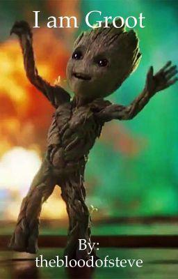 I Am Groot Tree Wattpad