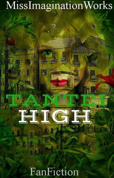 TANTEI HIGH [FAN FICTION]