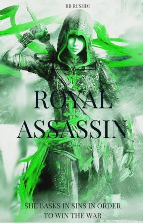 Royal Assassin by 95McQueen
