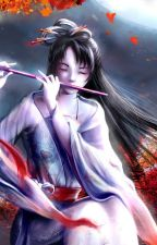 Destiny ninja: healer in the woods by slyfox18
