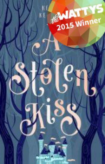 A Stolen Kiss (Book #1 in A Stolen Royals series)