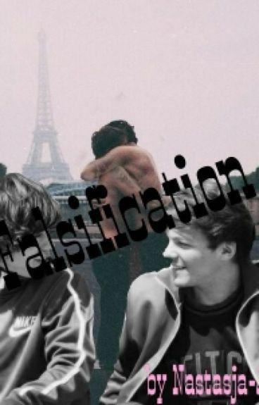 Falsification[Larry Stylinson]