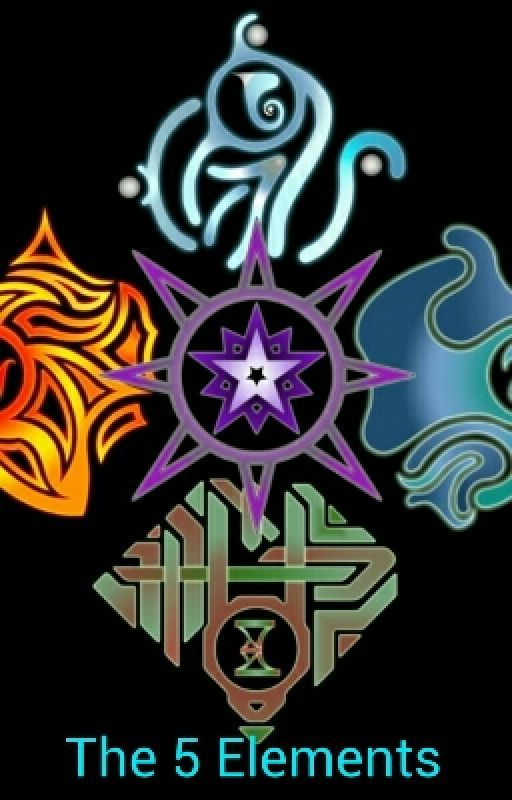 The 5 Elements by Dreamer1