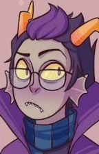 That's For...! (Eridan x Reader) by NudoruNoodles