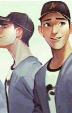 Tadashi xreader. by mushroomgirl99