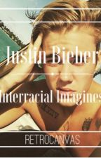Justin Bieber Interracial Imagines by retrocanvas