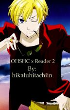 OHSHC x reader book 2 by hikaluhitachiin