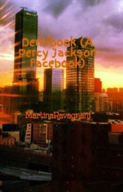 Demibook (A Percy Jackson Facebook) by MissMultishipper