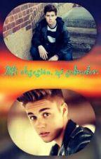 """Mi obsesión, mi salvador.  """"Justin Bieber,  Nash Grier. """" by MarthaOlivarez123"""