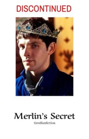 Merlin's Secret (#wattys2016) by ImGrace2000