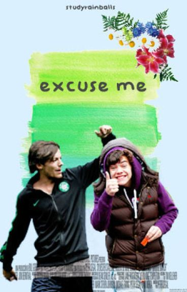 excuse me? // larry stylinson