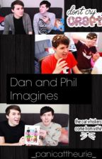Dan and Phil imagines by macey_shoe
