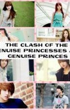 THE CLASH OF THE CAMPUS GENUISE PRINCESSES AND GENUISE PRINCES by Heme143Hitsugaya