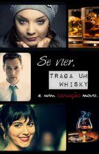 Se vier, traga um whisky e um coração novo. by marcello_schuck