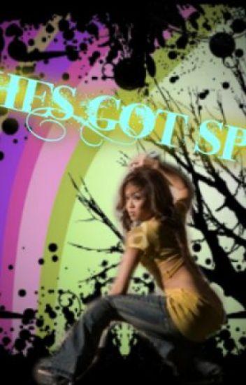 Shes Got Spirit!
