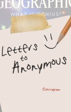 Letters to Anonymous by 1Dstrragram