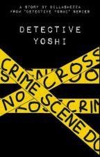Detective Yoshi by DillaShezza