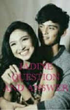 Question & Answer ( Jadine Fans ) by arlly0129